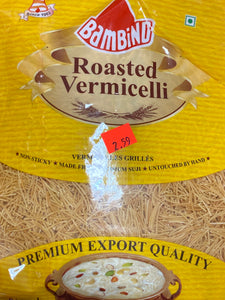 BAMBINO ROASTED VERMICELLI