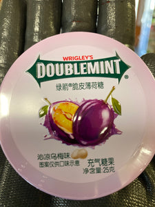 WRIGLEY'S DOUBLEMINT PASSIONFRUIT FLAVORED MINTS