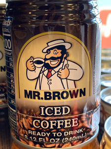 MR. BROWN ICE COFFEE