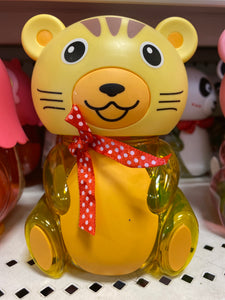 ASSORTED FRUITS JELLY IN YELLOW BEAR JAR