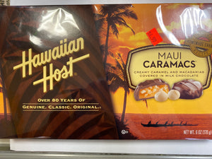 HAWAIIAN HOST MAUI CARAMACS 12PC