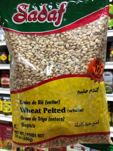 SADAF WHEAT PELTED [WHOLE] 24OZ