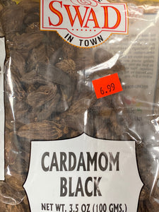 BLACK CARDAMON 3.5 OZ