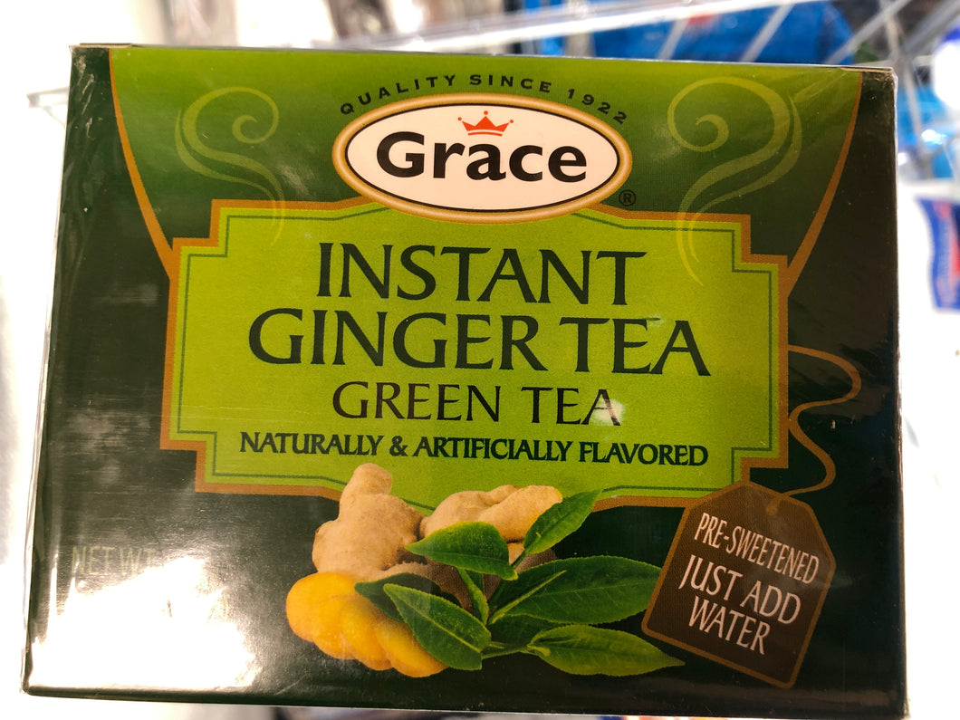 姜茶 GRACE INSTANT GINGER TEA