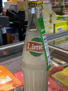 LIMCA DRINK IN GLASS BOTTLE
