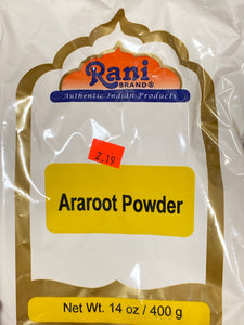 ARAROOT POWDER 14 OZ