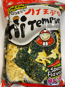 TAOKAENOI HOT & SPICY TEMPURA SEAWEED 1.41OZ