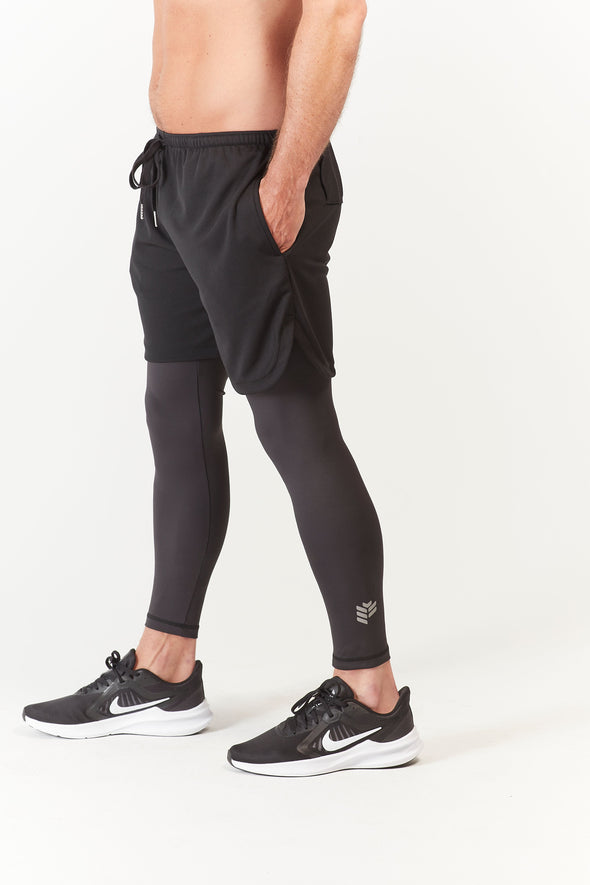 Endurance Dual Layered Full Length Tights