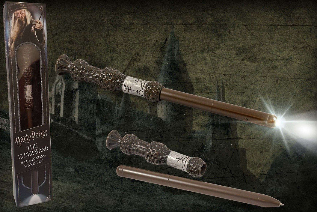 Harry Potter - Albus Dumbledore Illuminating Wand Pen