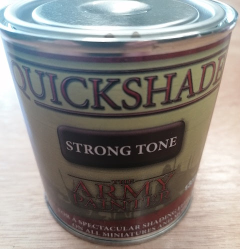 The Army Painter: Quickshade Strong Tone