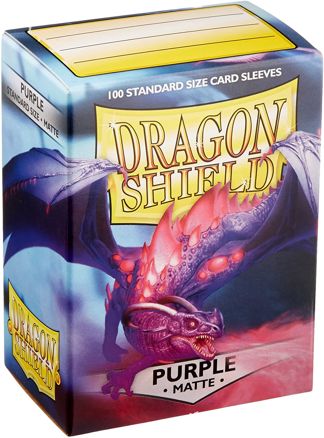 Dragonshield Sleeves: Purple matte