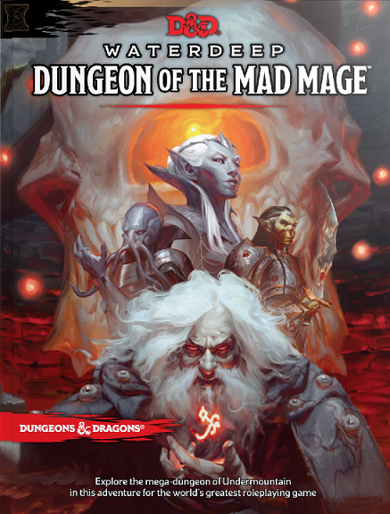 DnD: Dungeon of the Mad Mage