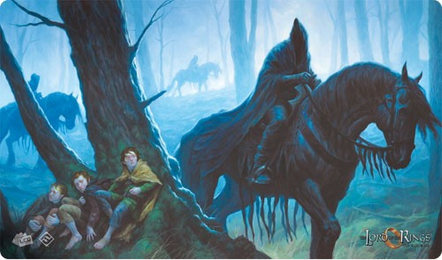 Playmat: Lord of the Rings - Black Riders