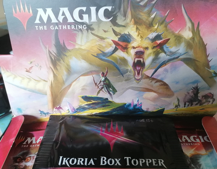 Magic the Gathering: Ikoria Lair of Behemoths booster box