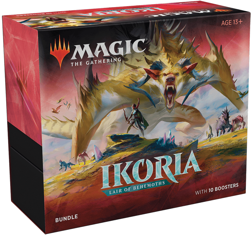 Magic the Gathering: Ikoria Lair of Behemoths Bundle