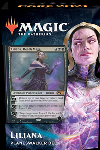 Magic the Gathering: Planeswalker Deck - Liliana