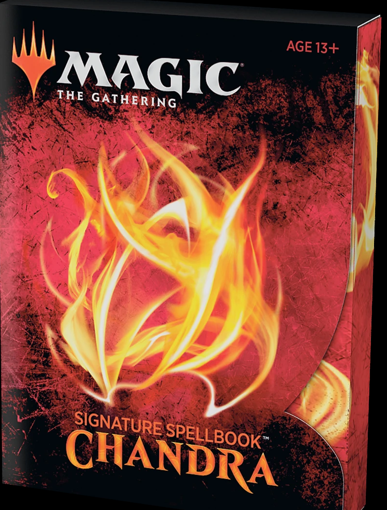 Magic the Gathering: Signature Spellbook - Chandra