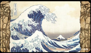 Playmat: Ultra Pro - The Great Wave Off Kanagawa