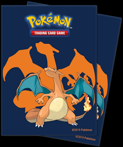 Pokemon Sleeves: Charizard
