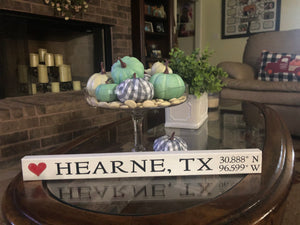 Hearne and surrounding City Signs