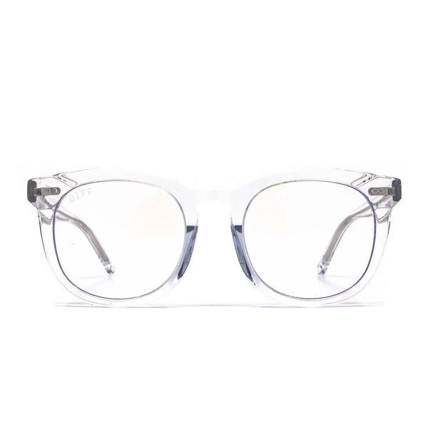 WESTON BLUE LIGHT GLASSES in CLEAR