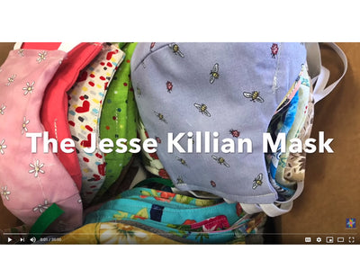"The Perfect Fit ""Jesse Mask"""