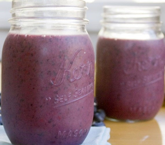 Berry Detox Smoothie
