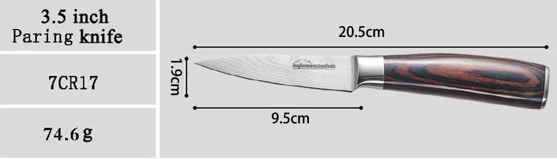 3.5-inch Paring Knife