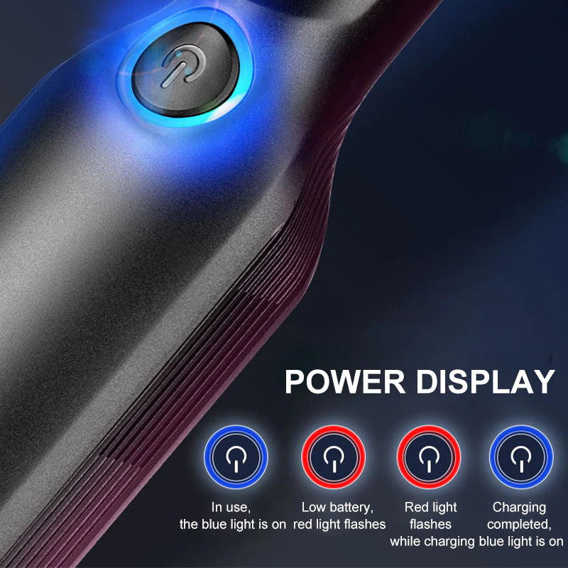 Handheld Wireless Vacuum Cleaner For Cars