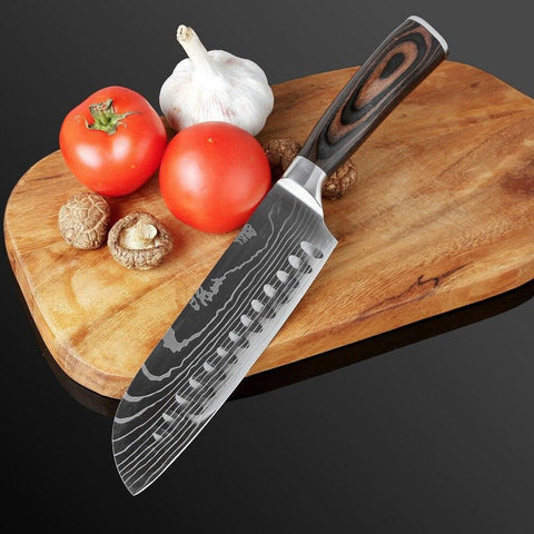Image of 7-inch Santoku Chef Knife