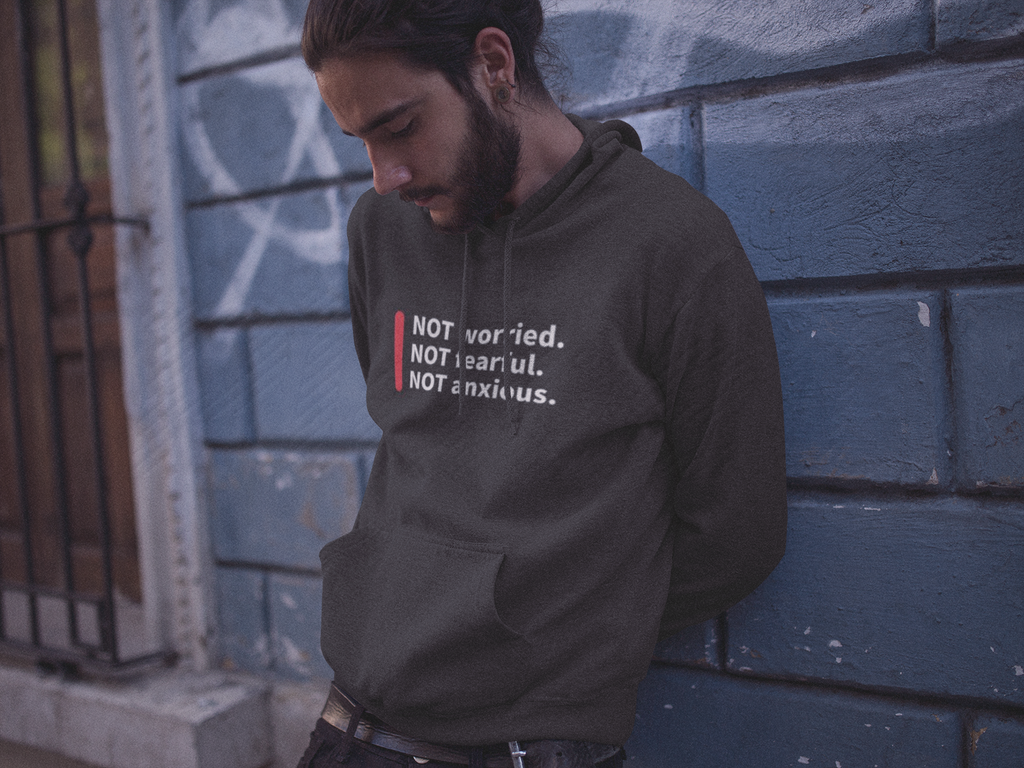 Christian Hoodie with a life message