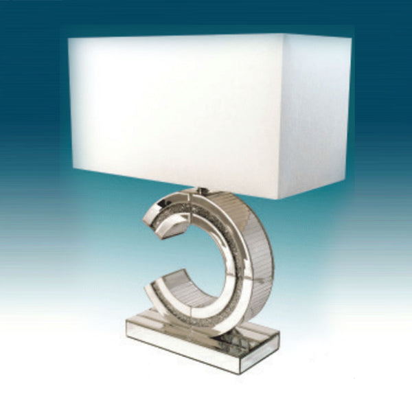 Cyclone Table Lamp