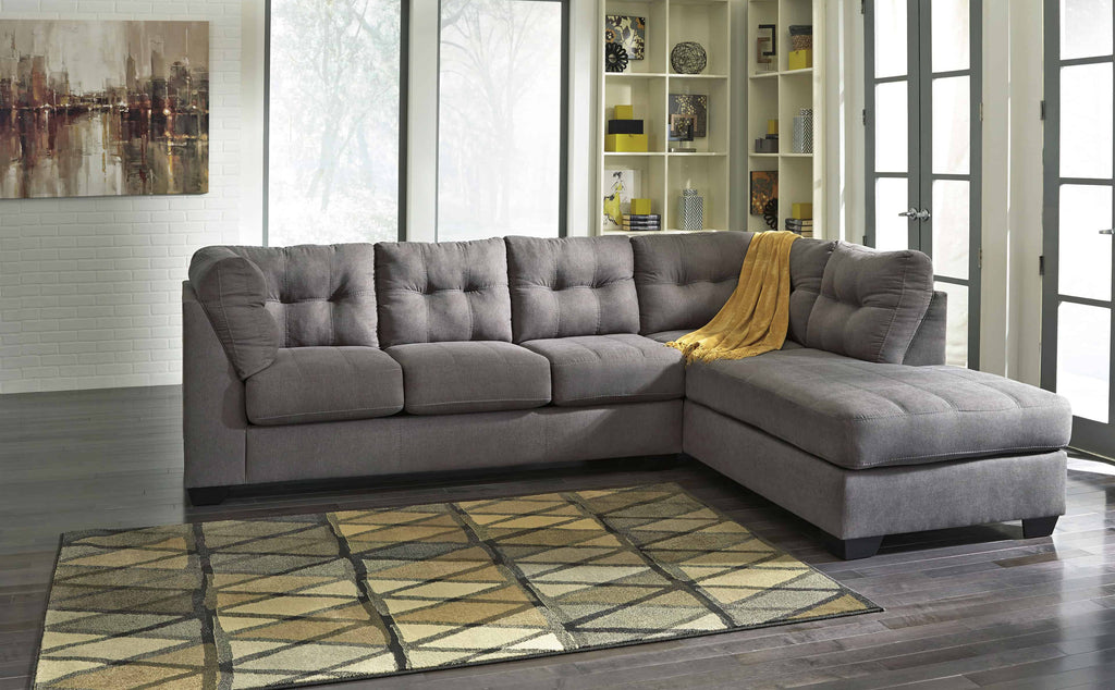 Maeir Charcoal Sectional