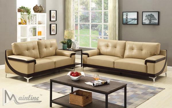 Fedora Sofa and Loveseat