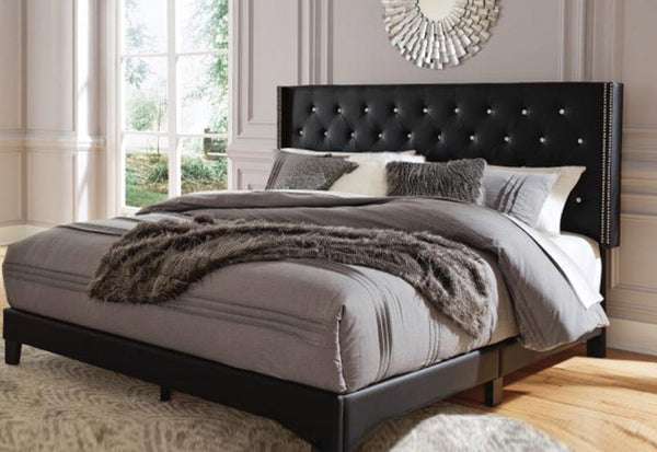 Ashley Queen size Platform bed