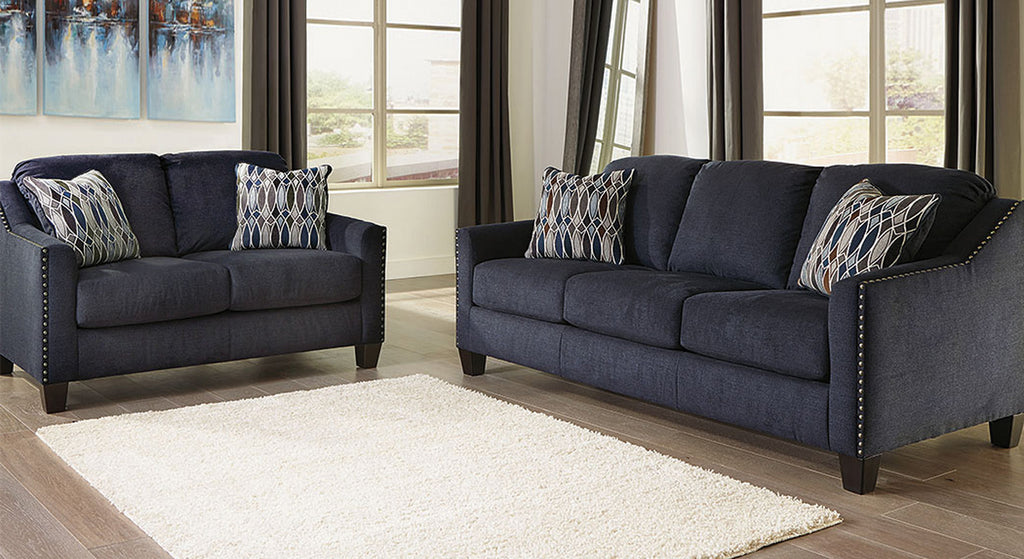 Cereal Heights Sofa and Loveseat