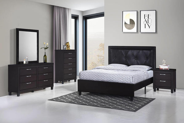 B040 Bedroom set with Free mattress and Box spring