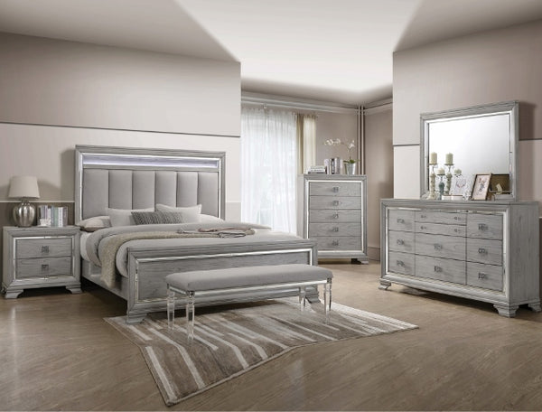 B7200 Veil Bedroom Set