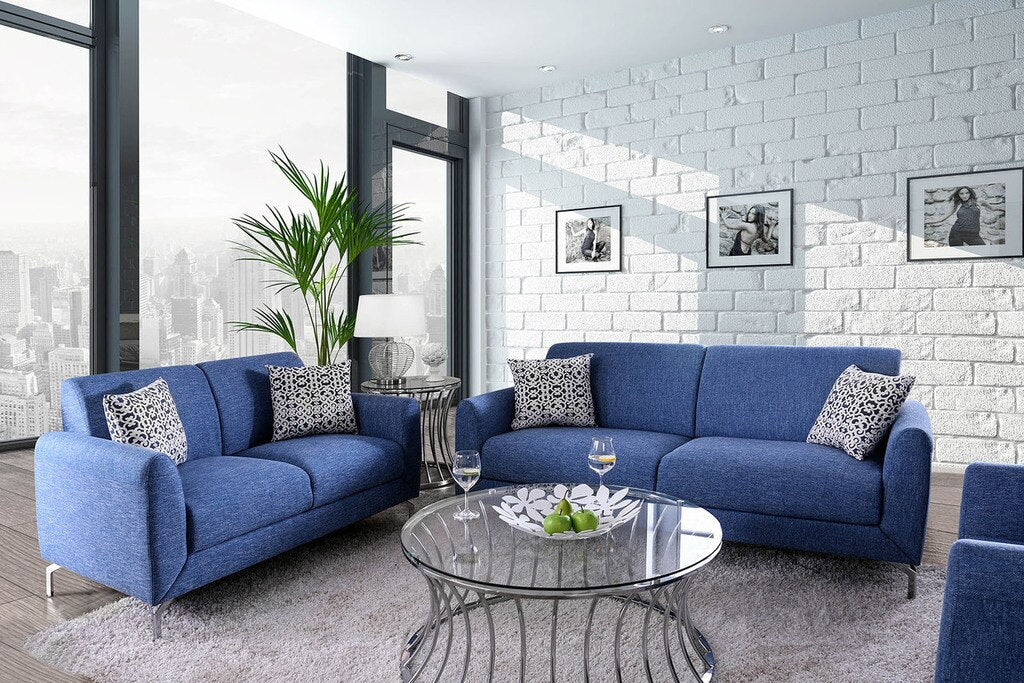 The Lauritz Sofa & Loveseat