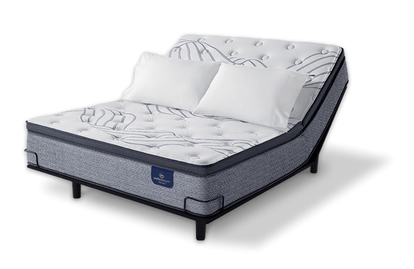Serta Kleinmon II Pillow Top Plush Mattress