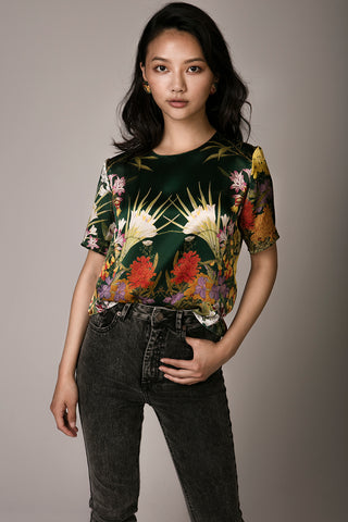 Silk Blouse 'Halia'