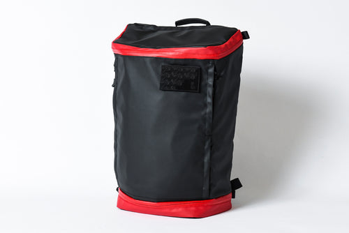 KOBALT EDC BACKPACK KRIMSON red - Kobalt  Online Store