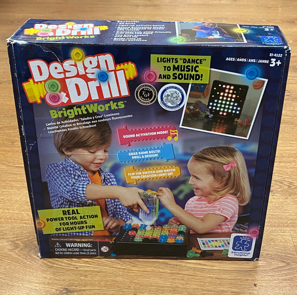Design and Drill Brightworks Activity Set