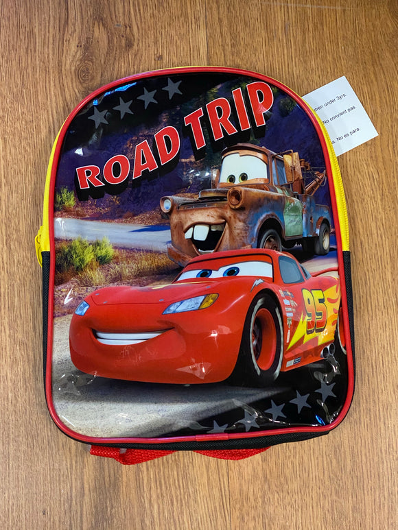 Disney Cars Lightning McQueen and Mater Backpack