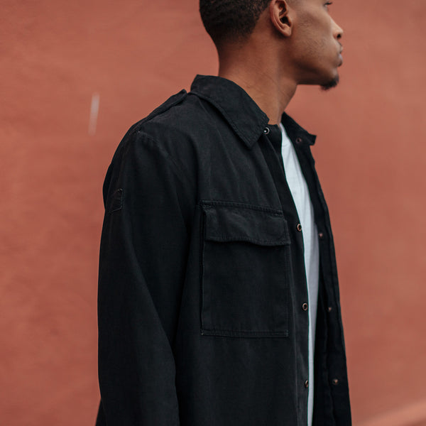 DNO Over-Dyed Jacket - Defend New Orleans