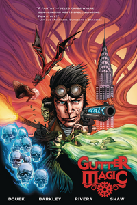 Gutter Magic Vol. 1 TPB