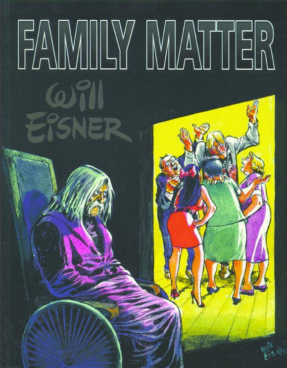 Will Eisners Family Matter Tp