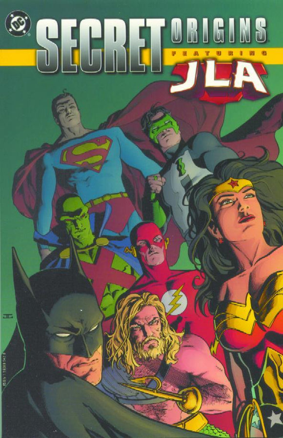 Secret Origins Featuring Jla Tp
