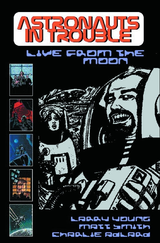 Astronauts In Trouble Live From The Moon Tp