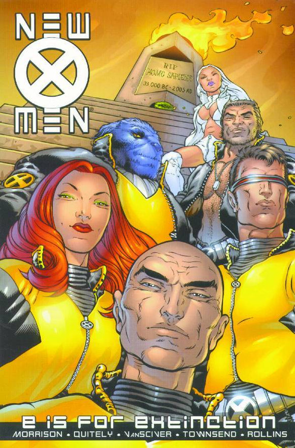 New X-Men By Grant Morrison Gn Tp Book 01